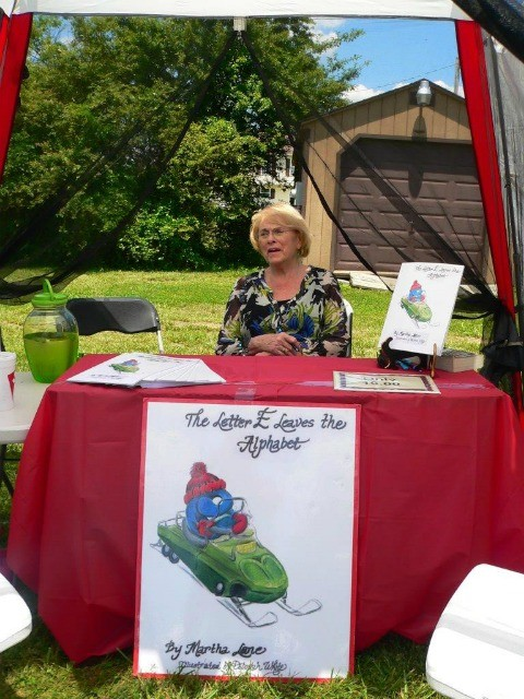 Martha Lane ArtsFest 2014