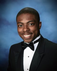 Dezmond Covington - Senior Picture