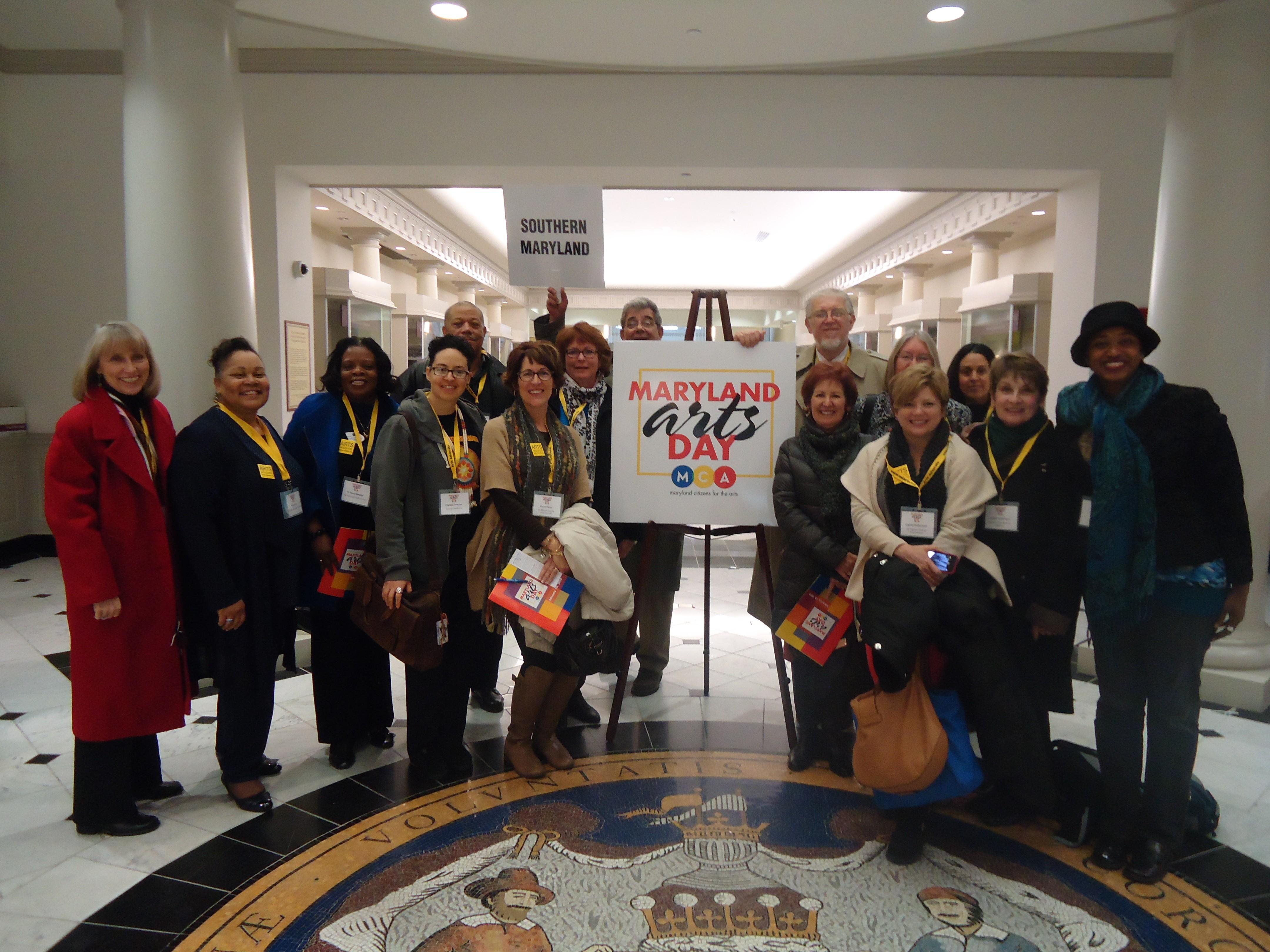 Southern Maryland Delegation